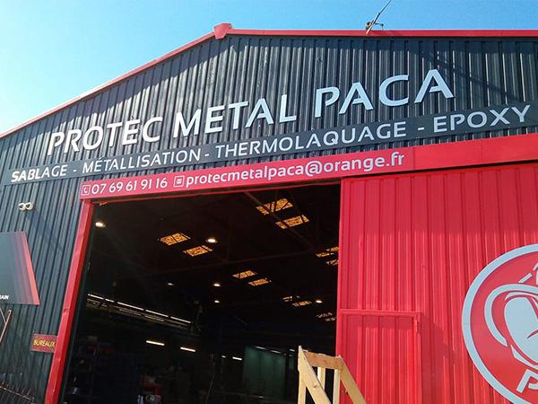 Façade Protec Metal PACA